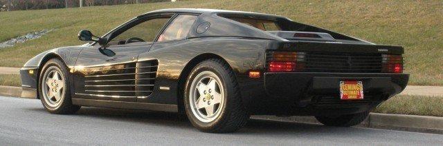 1989 Ferrari Testarossa 1989 Ferrari Testarossa For Sale To Buy Or