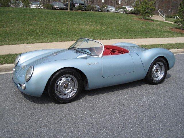 1955 Porsche 550A