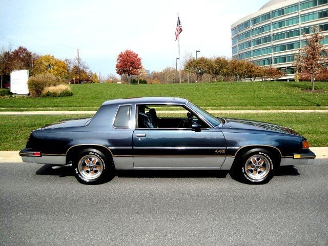 1987 Oldsmobile 442 1987 Oldsmobile 442 For Sale To Buy