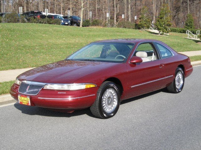 1996 Lincoln Mark