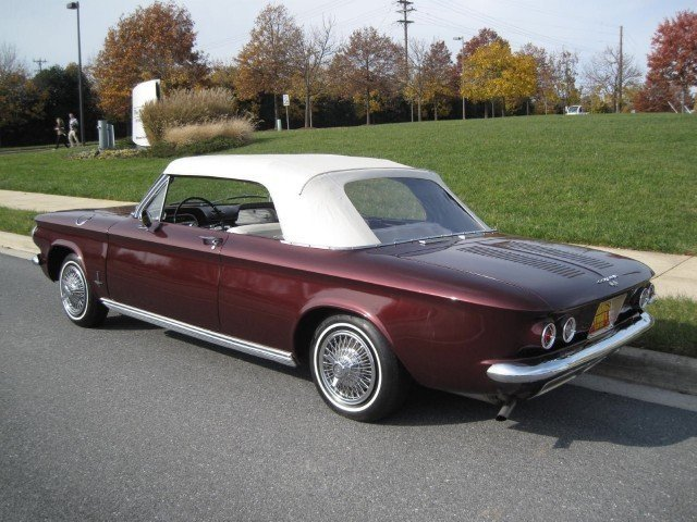 1963 Chevrolet Corvair 1963 Chevrolet Corvair For Sale