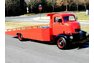 1946 Chevrolet Cab Over Engine Car Hauler - C.O.E