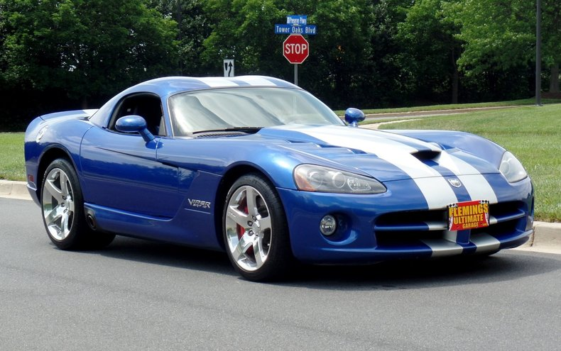 2006 Dodge Viper | 2006 Dodge Viper GTS Coupe for sale to ...