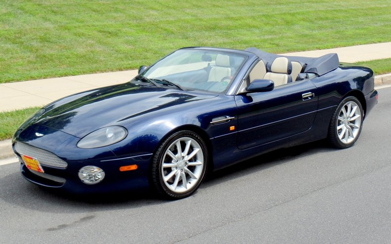 Aston Martin DB Vantage Aston Martin DB For Sale To - Aston martin db 7 for sale