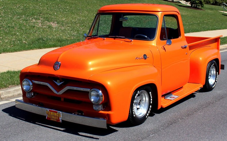 Costco Car Buying >> 1955 Ford F100 | 1955 Ford F100 For Sale to Purchase or Buy | Classic Cars, Muscle Cars, Exotic ...