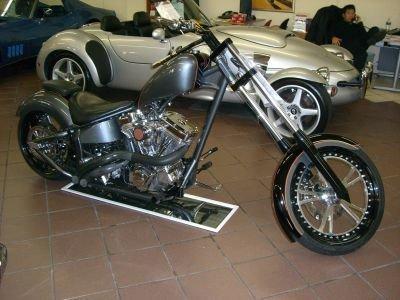 2005 Chopper Soft Tail