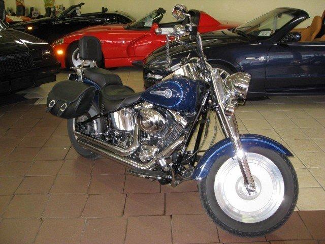 2006 Harley Davidson Fat Boy