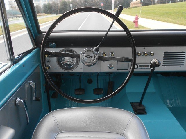1966 Ford Bronco | 1966 Ford Bronco for sale to purchase ...