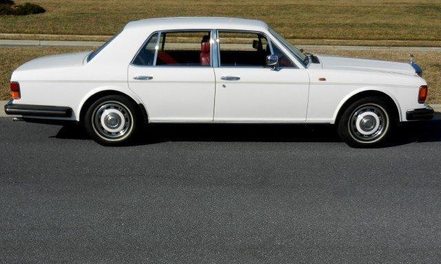 1985 1985 Rolls-Royce Silver Shadow For Sale