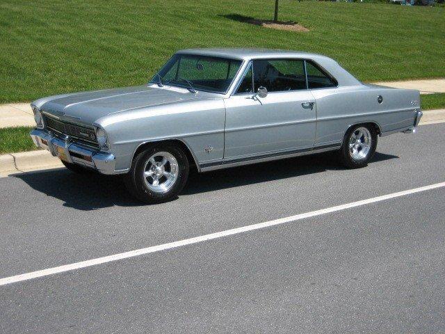 1966 Chevrolet Nova 1966 Chevrolet Nova For Sale To