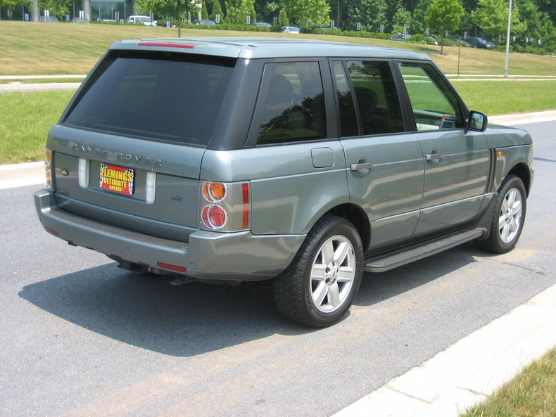 2004 land rover range rover 2004 land rover range rover for sale to purchase or buy classic. Black Bedroom Furniture Sets. Home Design Ideas