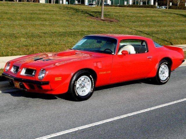 1975 Pontiac Firebird 1975 Pontiac Firebird For Sale To