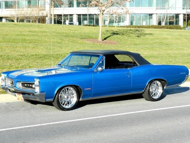 1966 Pontiac GTO | 1966 Pontiac GTO for sale to purchase ...