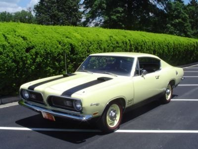 1969 Plymouth Barracuda