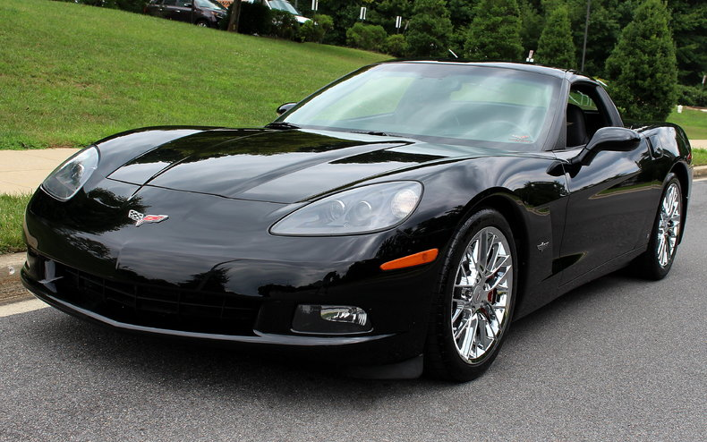 2008 Chevrolet Corvette 2008 Corvette Indy Pace Car Low