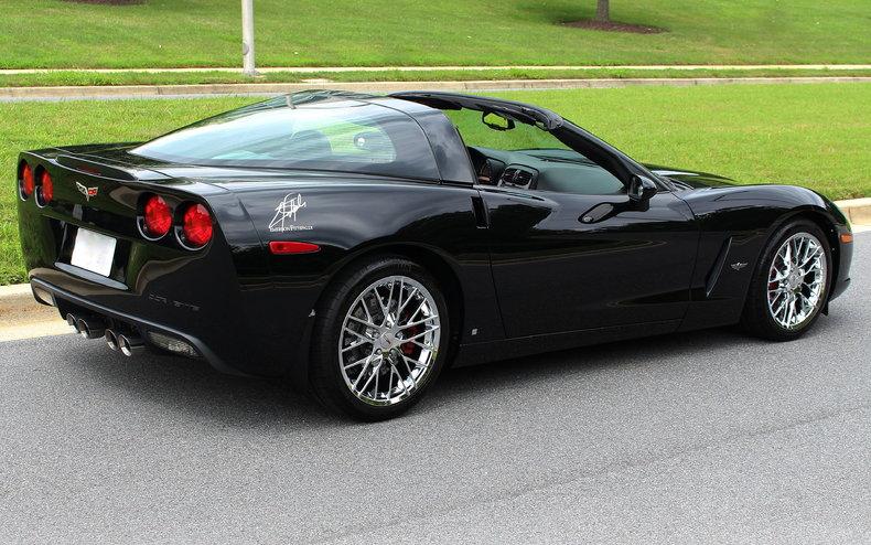 2008 Chevrolet Corvette 2008 Corvette Indy Pace Car Low