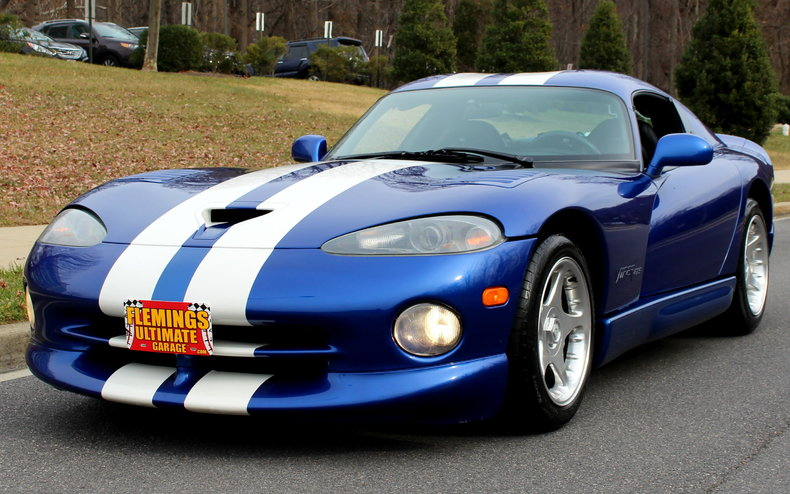 1997 dodge viper gts 1997 dodge viper gts for sale to buy or purchase 20000 original miles. Black Bedroom Furniture Sets. Home Design Ideas