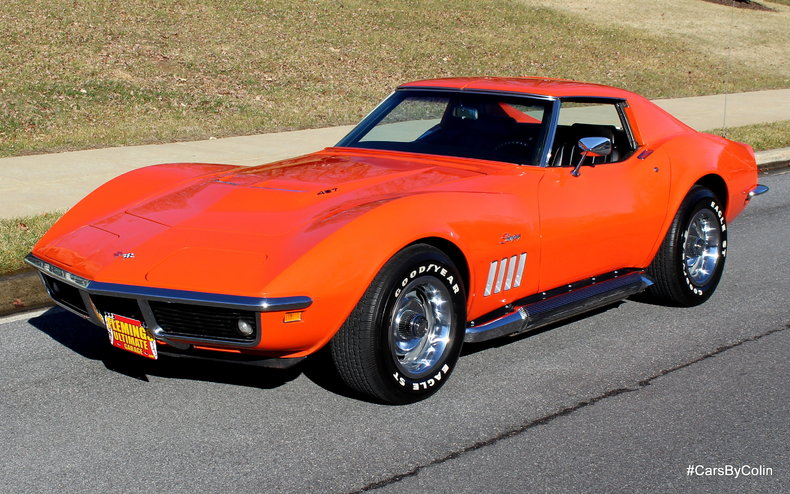 1969 Chevrolet Camaro Specs >> 1969 Chevrolet Corvette | 1969 Chevrolet Corvette 427 for sale to buy or purchase TTops Survivor ...