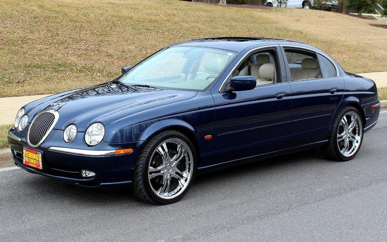 2000 jaguar s type 3.0