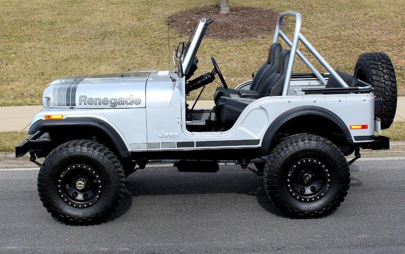 Lifted Jeep Renegade >> 1979 Jeep CJ5 | 1979 Jeep CJ5 Pro Touring 4x4 V8 Lifted ...