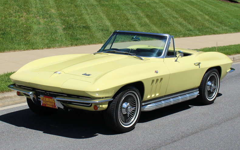 1966 chevrolet corvette 1966 chevrolet corvette stingray for sale to buy or purchase matching. Black Bedroom Furniture Sets. Home Design Ideas