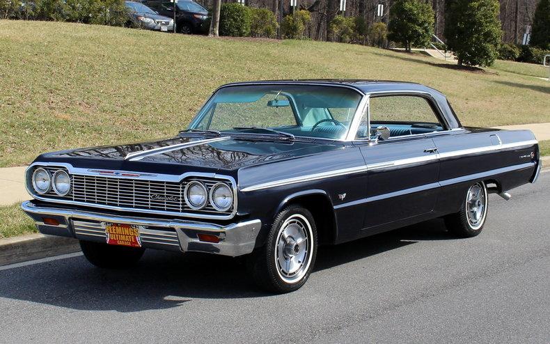 1964 chevrolet impala 1964 chevrolet impala ss for sale. Black Bedroom Furniture Sets. Home Design Ideas