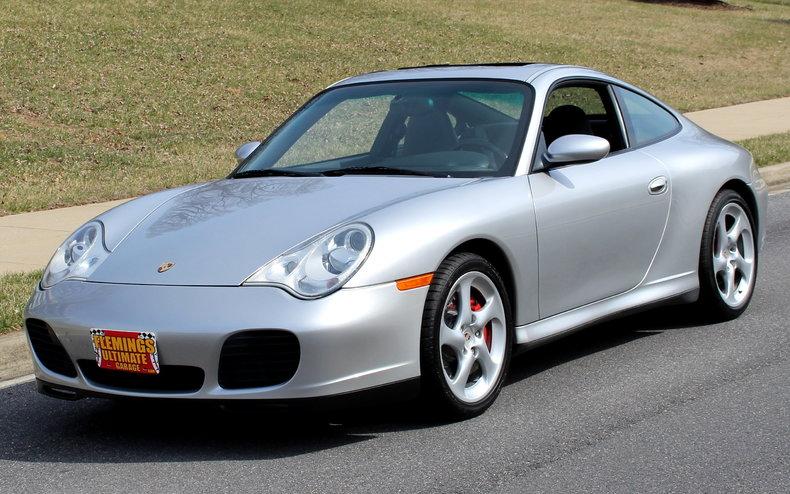 2004 Porsche 911 2004 Porsche Carrera 4s For Sale To Buy Or