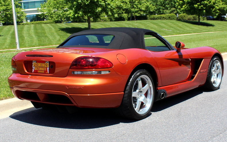 2005 Dodge Viper SRT-10 | 2005 Dodge Viper SRT-10 Copperhead Edition 1 of 300 For Sale To ...