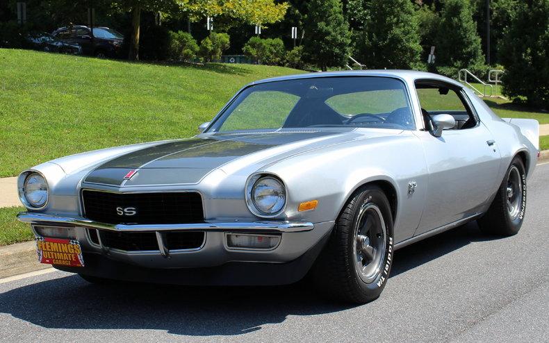 1971 1971 Chevrolet CAMARO SS350 For Sale