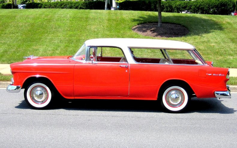 1955 Chevrolet Nomad | 1955 Chevrolet Nomad For Sale To ...