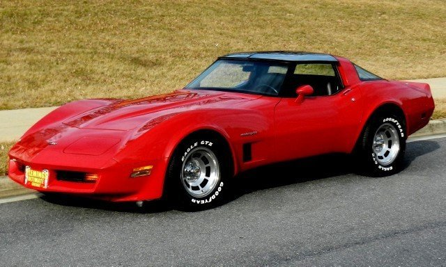 1982 Chevrolet Corvette 1982 Chevrolet Corvette For Sale