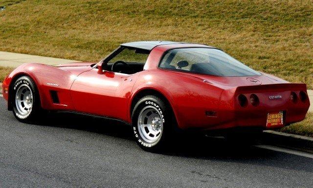 1982 Chevrolet Corvette 1982 Chevrolet Corvette For Sale
