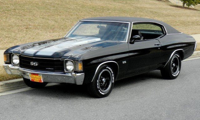 1972 Chevrolet Chevelle 1972 Chevrolet Chevelle For Sale To Buy Or Purchase Classic Cars For