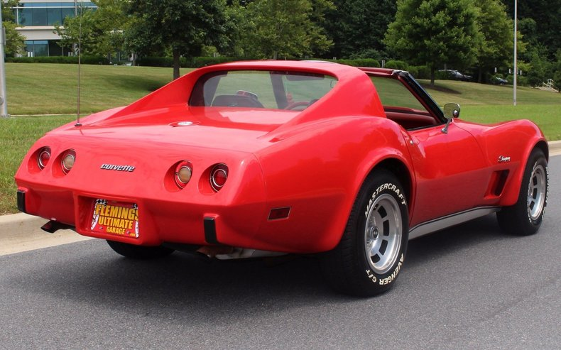 1976 1976 Chevrolet Corvette For Sale