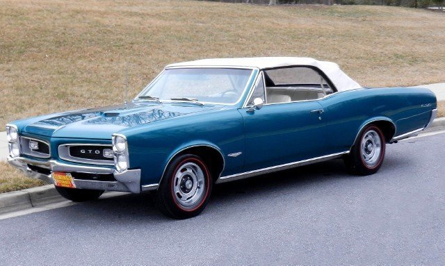 Nada Classic Cars >> 1966 Pontiac GTO | 1966 Pontiac GTO for sale to purchase or buy | Classic Cars, Muscle Cars ...