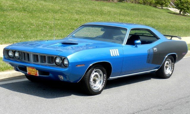 Nada Classic Car Value >> 1971 Plymouth 'Cuda | 1971 Plymouth Cuda For Sale To Buy or Purchase | Classic Cars, Muscle Cars ...
