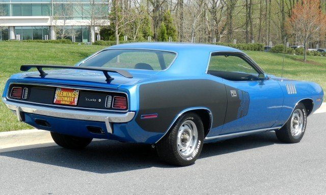 Nada Classic Cars >> 1971 Plymouth 'Cuda | 1971 Plymouth Cuda For Sale To Buy ...
