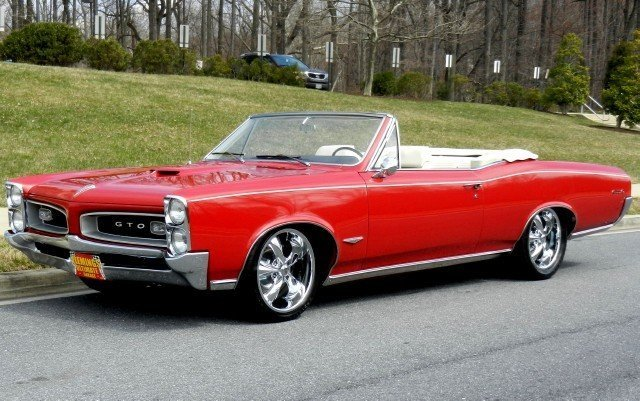 Mustang Performance Parts >> 1966 Pontiac GTO | 1966 Pontiac GTO for sale to purchase or buy | Classic Cars, Muscle Cars ...
