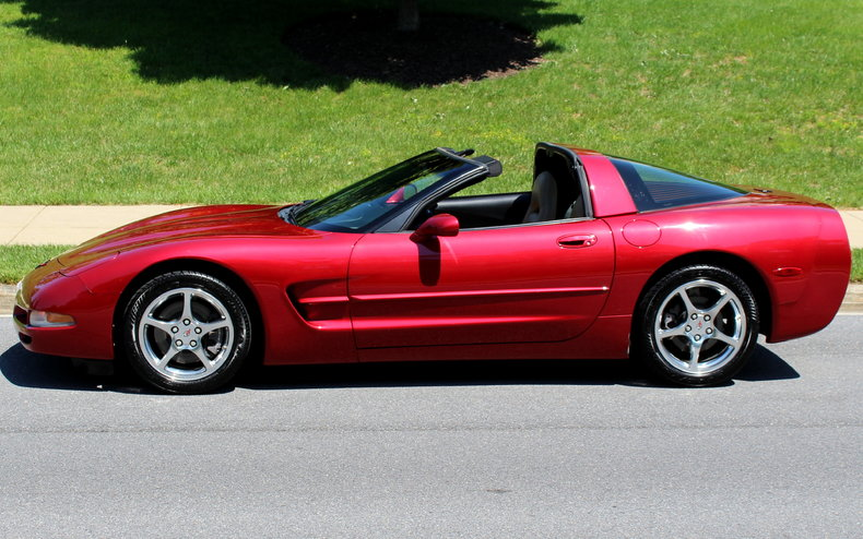 2002 Chevrolet Corvette 2002 Chevrolet Corvette For Sale