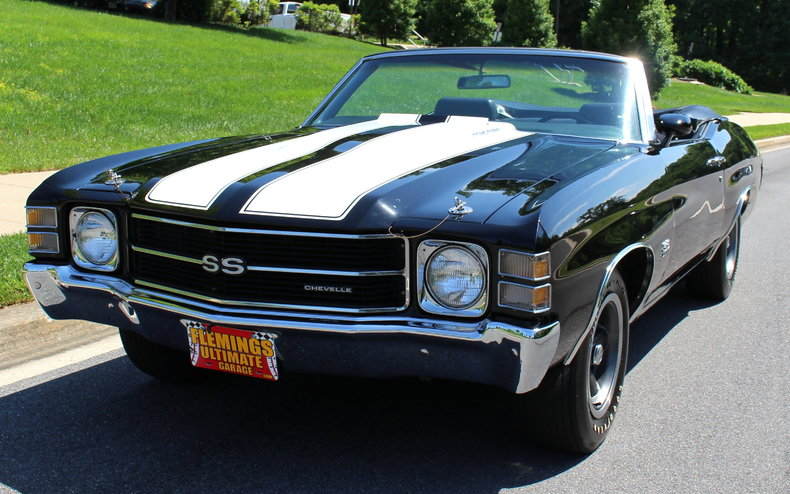 1971 Chevrolet Chevelle 1971 Chevelle Ss454 To Buy For