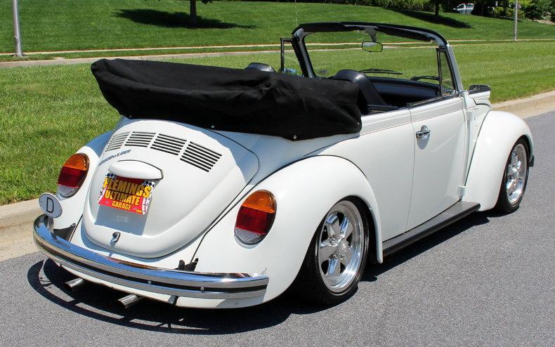 1973 Volkswagen Super Beetle 1973 Volkswagen Super