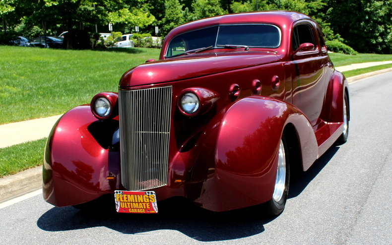 1937 buick coupe 1937 buick street rod for sale restomod for Marketplace motors devils lake nd