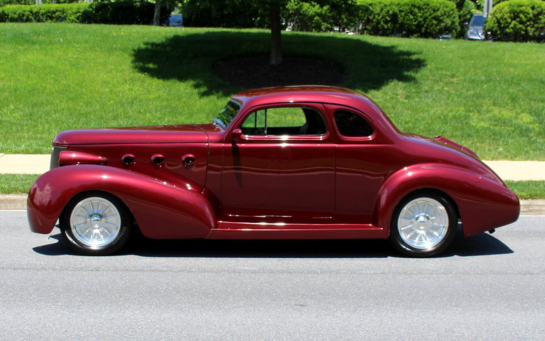 1937 Buick Coupe 1937 Buick Street Rod For Sale Restomod