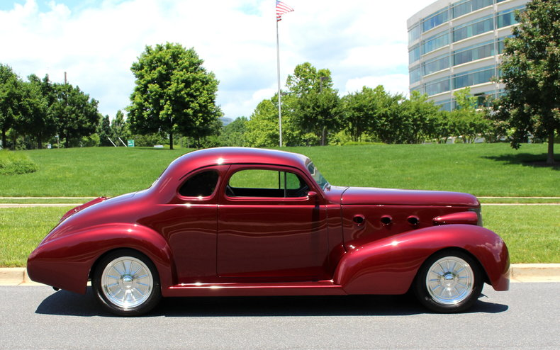 1937 Buick Coupe 1937 Buick Street Rod Tilt Front End Ac