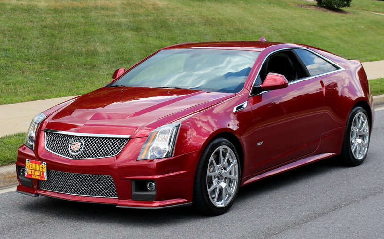 2012 cadillac cts v for sale 53900 mcg. Black Bedroom Furniture Sets. Home Design Ideas