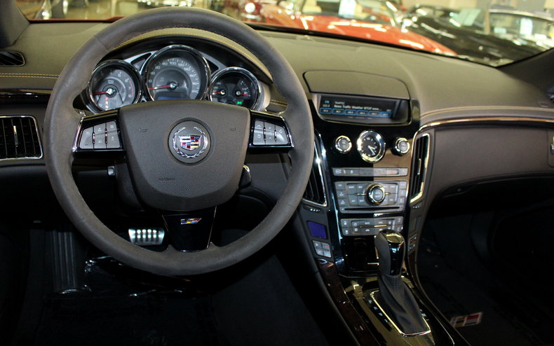 2012 Cadillac Cts V 2012 Cadillac Ctsv For Sale To Buy