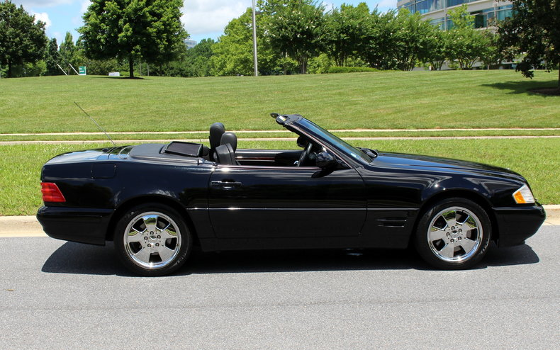 2000 mercedes benz sl500 2000 mercedes benz sl500