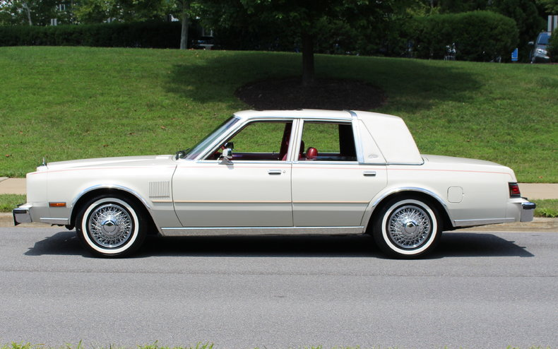 Costco Car Buying >> 1985 Chrysler Fifth Avenue | 1985 Chrysler 5th Avenue for sale to buy or purchase low mileage ...
