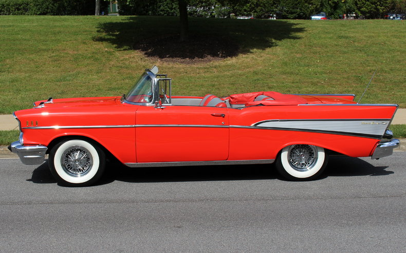 1957 chevrolet bel air 1957 chevrolet bel air convertible for sale to buy or purchase 283cid. Black Bedroom Furniture Sets. Home Design Ideas