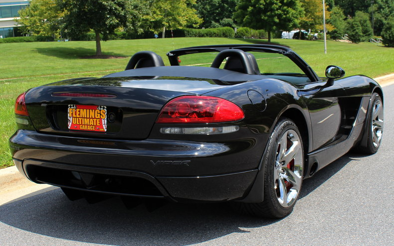 2004 dodge viper srt 10 for sale 63538 mcg. Black Bedroom Furniture Sets. Home Design Ideas